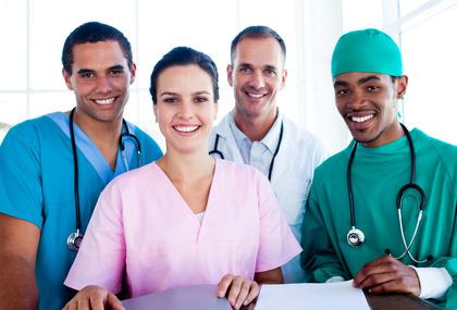medizinische Fachpersonal